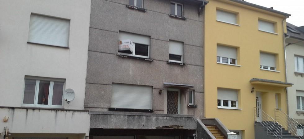 Grande maison à rénover Differdange-Fousbann